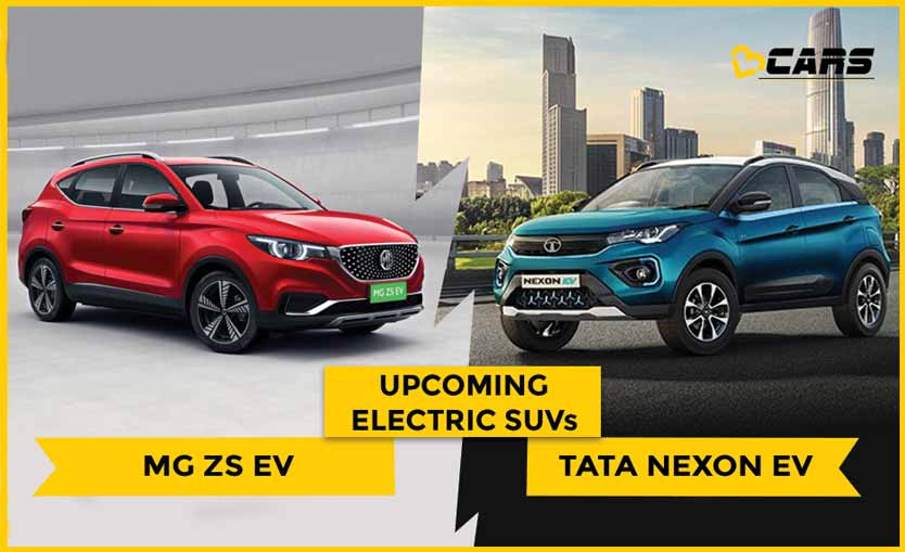 Upcoming Electric Suvs In India In 2020 Electric Cars 2020 In India